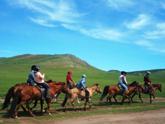 夏のモンゴル大草原体験5日間