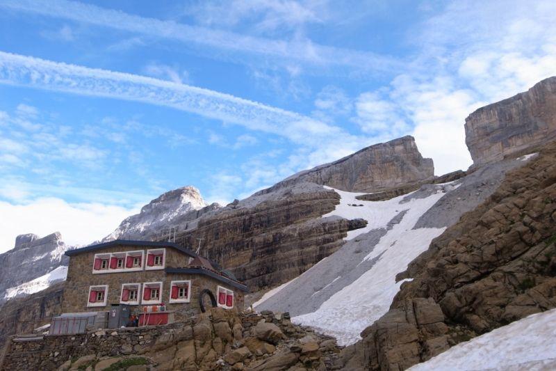 ピレネー山脈国境越え&モン・ペルデュ登山