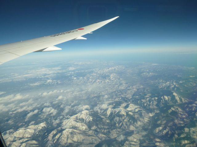 山と温泉の旅行会社ですが、航空券手配のみも喜んで承ります!