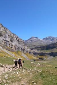 オルデサ渓谷とモンペルデュ