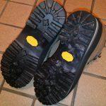 登山靴ソール張替え